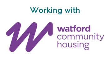 Working with - Watford community housing