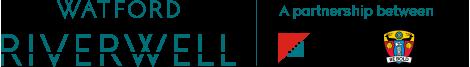 Watford Riverwell Partnership Logo